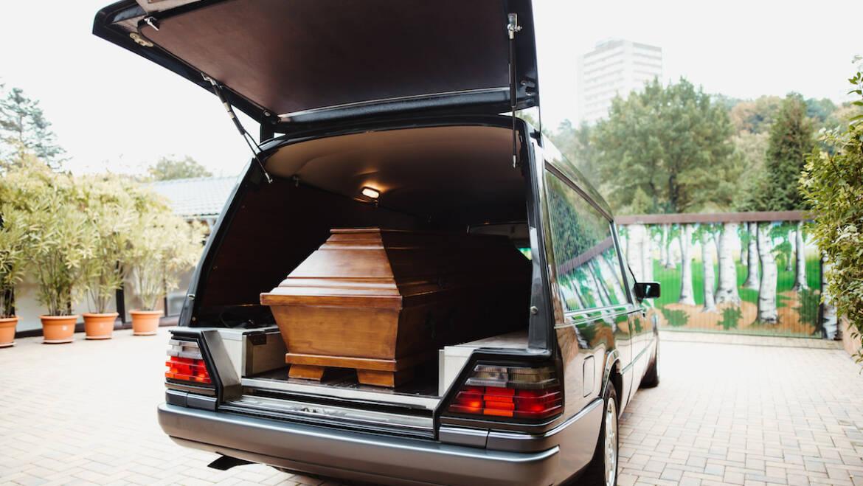 Trasferimento da un cimitero